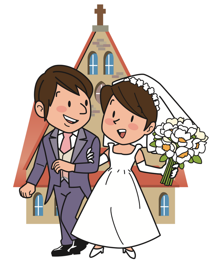 Přání k svatbě, blahopřání - Blahopřání k svatbě